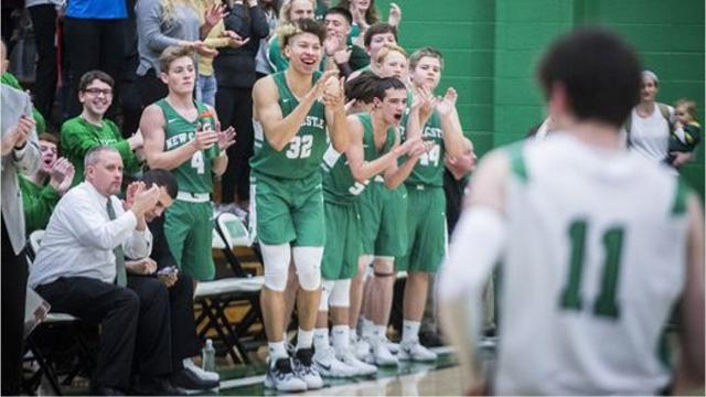 The Class 3A No. 1 Trojans improved to 15-0.