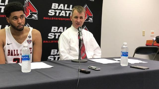 The Ball State coach explains why Jeremie Tyler is no longer with the program.