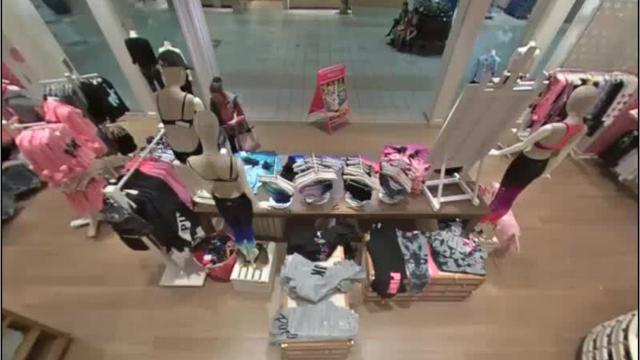 City police are seeking the public's help in finding 8 thieves who helped themselves to merchandise at the Victoria's Secret store in the Muncie Mall.