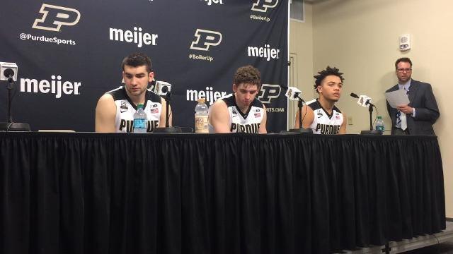 Purdue 76, Penn State 73: Boilermakers reaction