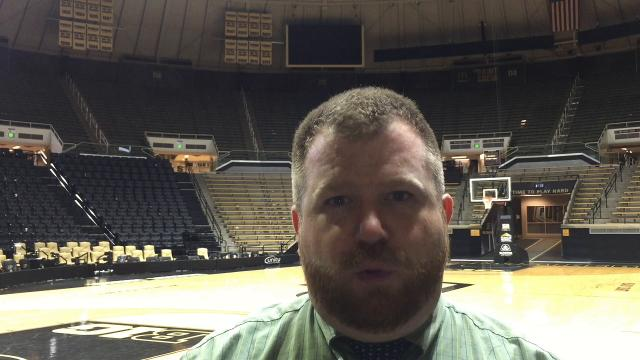 Over and Back: Purdue needed team effort to end slide
