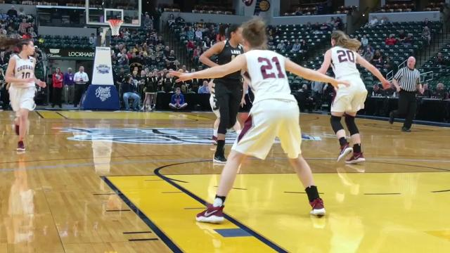 Highlights from Winchester's game in the Class 2A state championship against Central Noble.