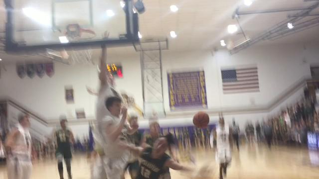 Union County def. Lincoln 61-39 and Northeastern def. Winchester 49-41 in opening rounds of IHSAA Class 2A Sectional 41 at Hagerstown.