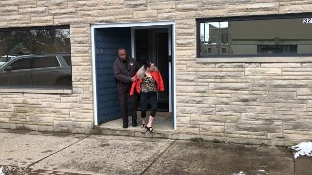 Downtown Muncie massage parlor target of raid