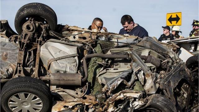 Wheeling crash claims life of fourth victim