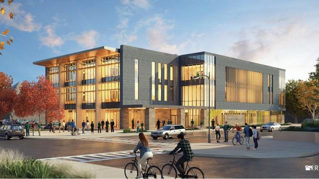 Ivy Tech unveils $43 million construction plans for downtown and their Cowan Road campus