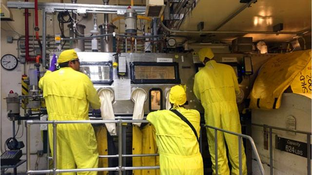 Mitch Daniels confirms that Purdue is bidding for a $2 billion contract to manage Los Alamos Nuclear Laboratories in New Mexico.