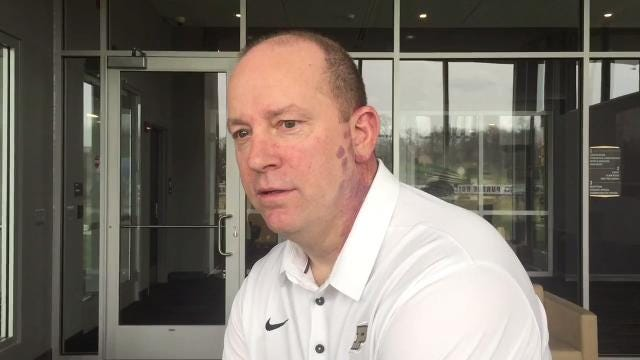 The second-year coach offers his evaluation of Purdue's spring practice