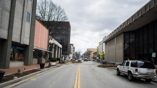 What's the city's plan for downtown Richmond?