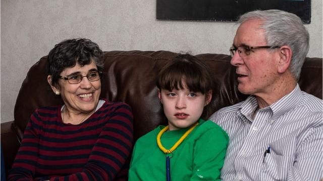 Mary Jo Jackson always wanted a large family. With her husband, Michael, they had 7 biological children, and now have adopted a total of 30 in the last three decades.