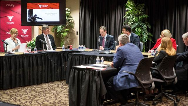 Just who are the 88 candidates who are seeking appointment to Muncie School Board through Ball State University?
