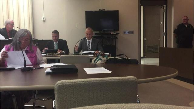 """At the beginning of Monday night's Richmond Common Council meeting, Mayor Dave Snow gave an update on his administration's efforts to answer community and council concerns about phase two of the """"Loop"""" bike path project."""