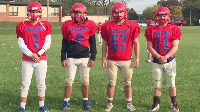 For the 1st time since 1998, the Union City football team will play in a sectional championship game.