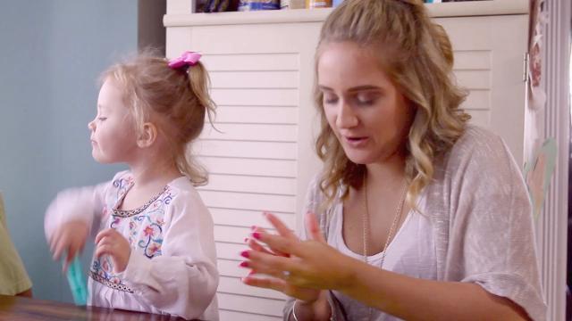 Teen mom talks about motherhood and life