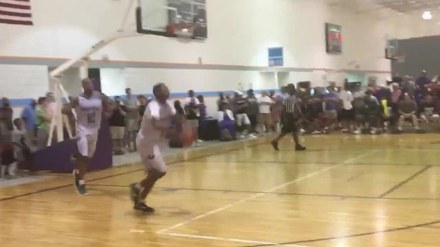 Watch highlights from the 2017 Moneyball Pro-Am