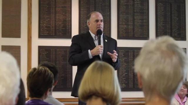 U.S. Rep. Dan Kildee and others spoke during a town hall on health care reform Sunday.
