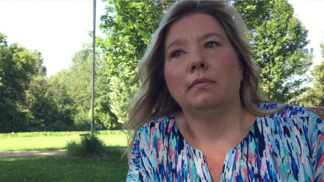 Sheila Baker is a former Michigan Department of Corrections employee who says she didn't get the help she needed with her behavioral health.