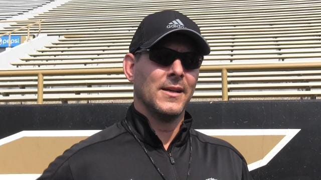 Western Michigan football opens fall practice