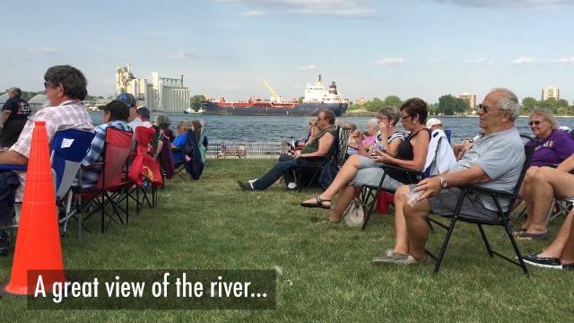 The annual Rockin' the Rivers concerts at Kiefer Park kicked off last week.