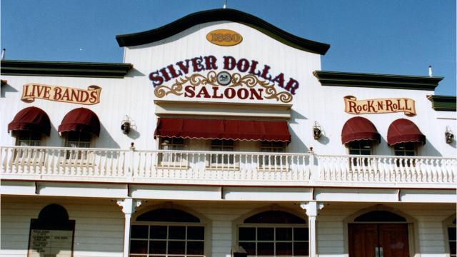 Silver Dollar Saloon is having a reunion