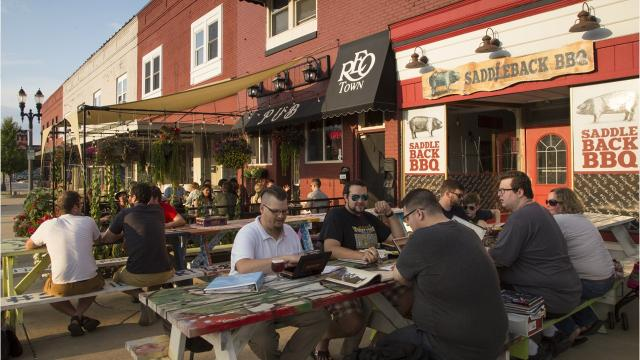 An overview of four businesses that will open in the neighborhood over the next year. By Alex Alusheff