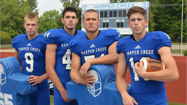 2017 Harper Creek Football  Season Preview