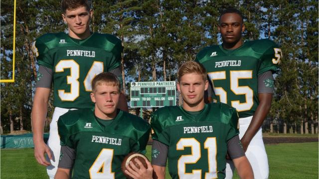 The Battle Creek Enquirer 2017 Season Preview for Pennfield football