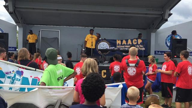 NAACP Field Days in Port Huron is a celebration of diversity.