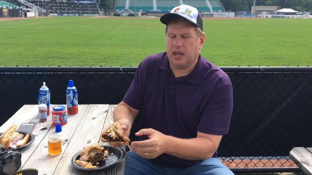 Bill's Bites: The Donut & Beer Festival at Kalamazoo's Homer Stryker Field