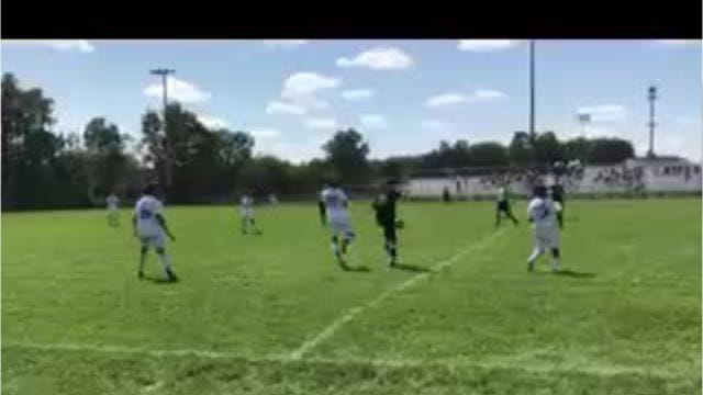 Catholic Central and Walled Lake Northern boys soccer teams compete in the Balconi championship game.