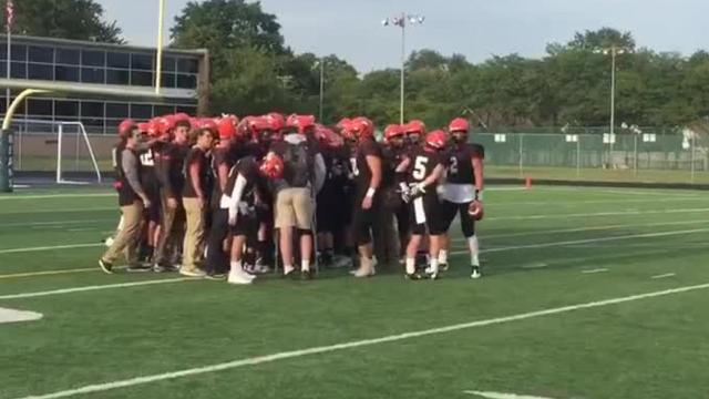 Birmingham Brother Rice moved to 1-1 on the season after getting shutout by Mishawaka Penn Friday, Sept. 1.
