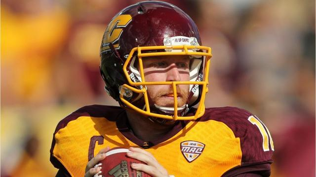 Charlotte native, Lansing Catholic grad Cooper Rush is a Dallas Cowboy