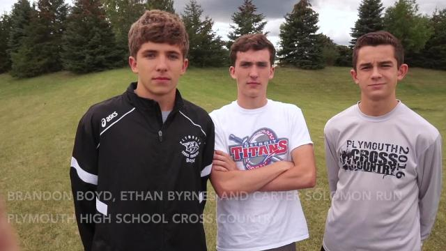 These three runners set records and constantly improve their personal bests.