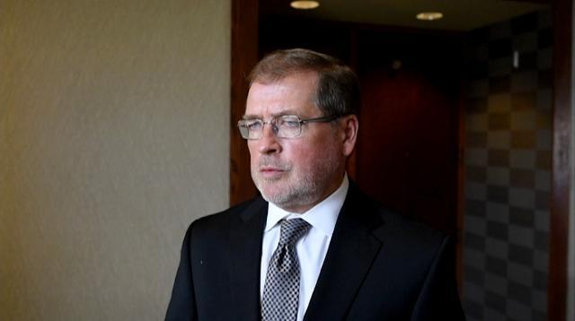 Grover Norquist talks about the strength of Republicans in Michigan