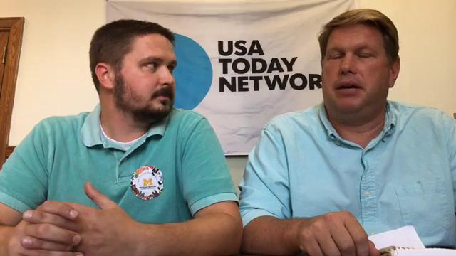Facebook Live Football at 5 with Nick Buckley and Bill Broderick: Week 4