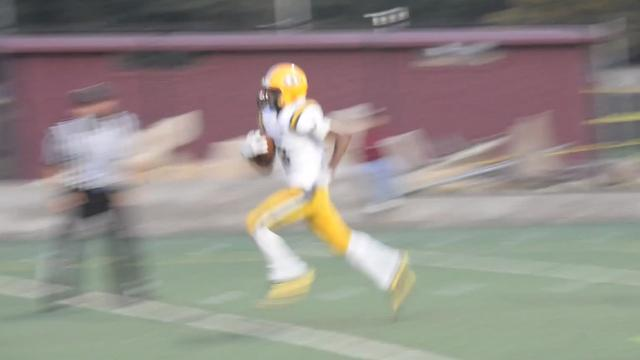 Harrison rolled to victory at Seaholm Friday, Sept. 15.