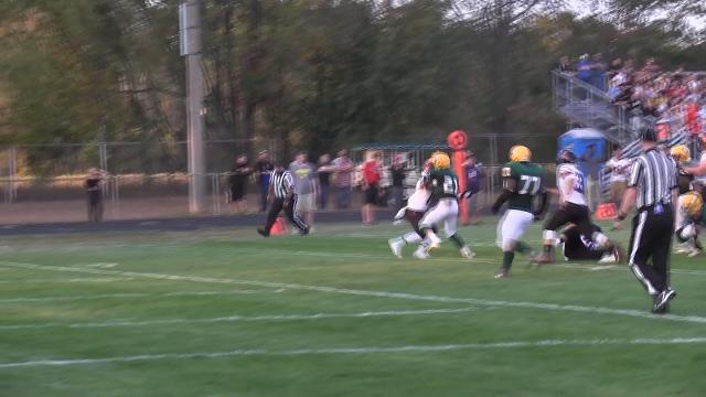 Pennfield defeats Marshall in Interstate 8 Football