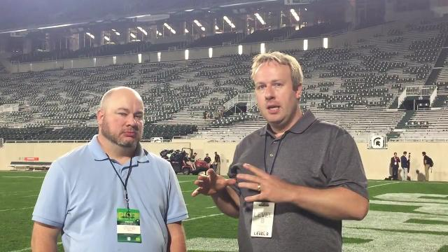 Talkin' Spartans: Breaking down Michigan State's loss to Notre Dame