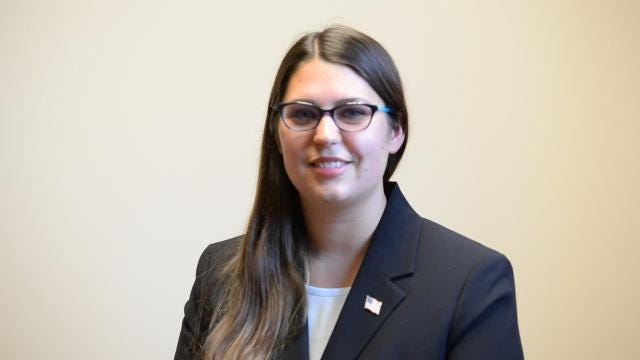 Ashley Enstad, write-in candidate for South Lyon Mayor