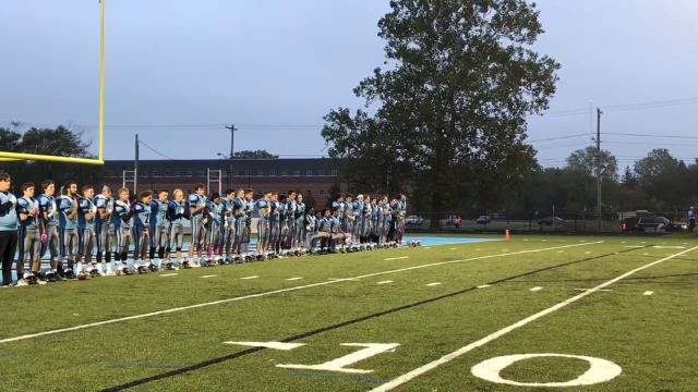 Lansing Catholic QB: 'This is bigger than football'