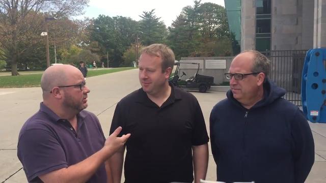 Lansing State Journal columnist Graham Couch, Detroit Free Press / LSJ MSU beat writer Chris Solari and Free Press columnist Shawn Windsor analyze the state of the Spartans and their chances in the Big Ten after beating Michigan.