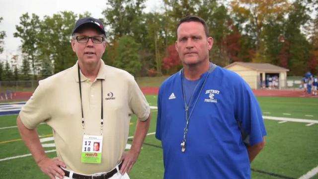 Game of the Week: Catholic Central vs De La Salle