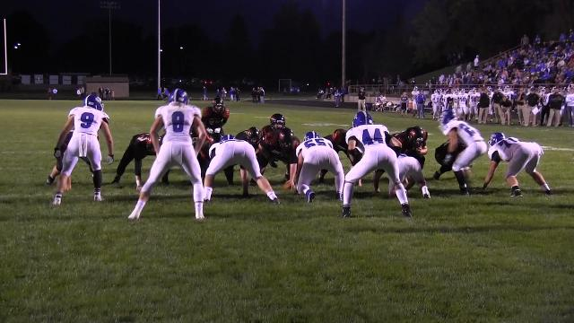 Harper Creek clinches Interstate 8 Conference crown with a win over rival Marshall