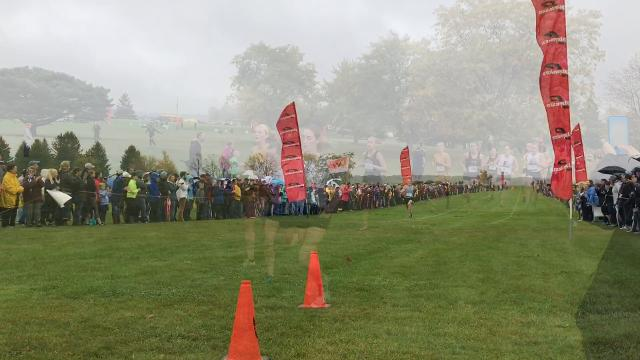 Watch: Greater Lansing Championships girls race highlights