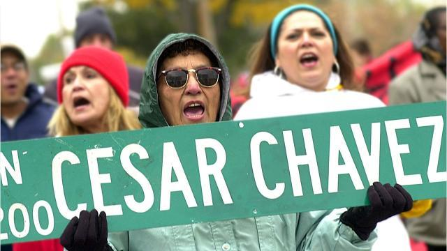 Lansing could have a street named for Cesar Chavez