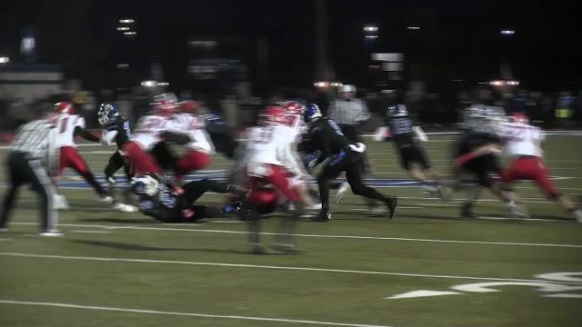 Highlights: Harper Creek playoff win over Stevensville-Lakeshore