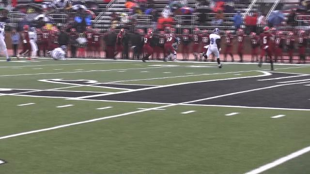 Highlights of Harper Creek vs. No. 1 Muskegon in State Semifinals