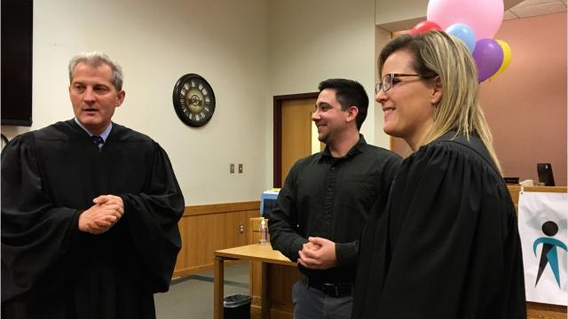 While adoptions are finalized all year in Livingston County, Michigan Adoption Day each November aims to shine a light on the importance of adoption and the needs of children in Michigan's foster care.