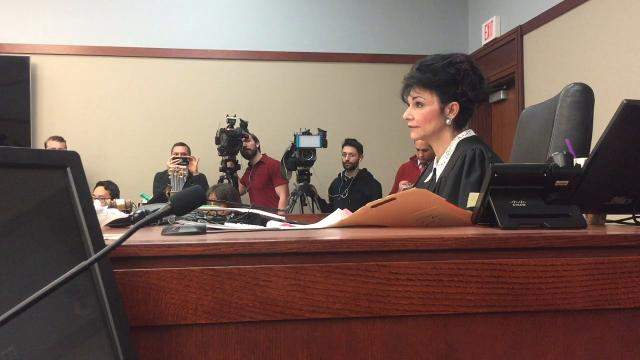 Judge to Nassar: These victims are superheroes