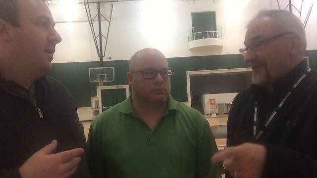 Lansing State Journal columnist Graham Couch, Detroit Free Press / LSJ MSU beat writer Graham Couch and Free Press columnist Jeff Seidel dissect the Spartans' 81-63 win Thursday night.
